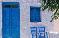 Bianco e azzurro, i colori di Mykonos – Mykonos 6