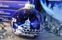Palla di Natale blu – Natale 21
